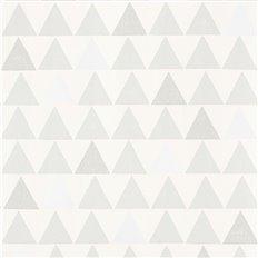 Papier peint - Sandberg - Ture - Grey/Black