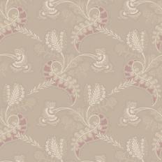 Papier peint - Cole and Son - Hartford - Neutrals & Pale Pink