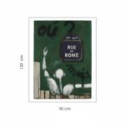 Décor mural - Au fil des Couleurs - Rue de Rome