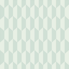 Papier peint - Cole and Son - Petite Tile - jaune d'oeuf