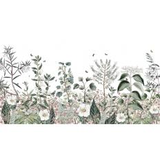 Décor mural - Au fil des Couleurs - Botanical Garden