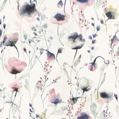 Papier peint - Sandberg - Lo - multicolore