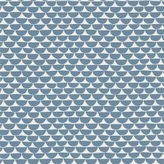 Papier peint - Scion - Kielo - Bleu lac