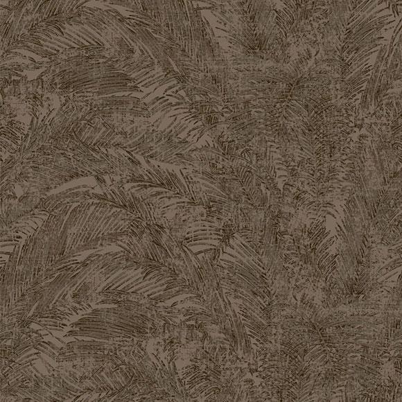 Papier peint Isabella marron-Collection Tempo - Coordonné