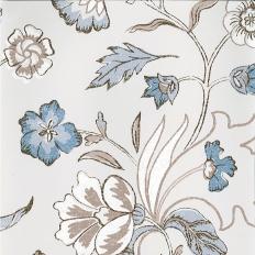 Papier peint - Sandberg - Dagmar - Blue