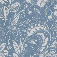 Papier peint - Sandberg - Penelope - Light blue