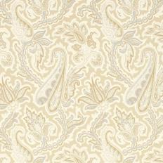Papier peint - Thibaut - Winchester Paisley - Beige