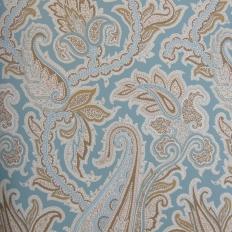 Papier peint - Thibaut - Winchester Paisley - Teal