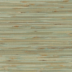 Papier peint - Thibaut - St. Martin - Aqua