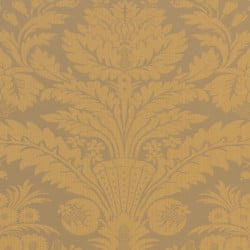 Papier peint - Thibaut - Taddington - Metallic on Gold