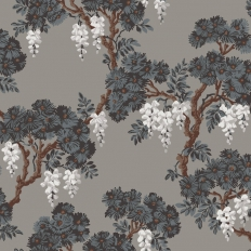 Papier peint - Cole and Son - Wisteria - Neutrals