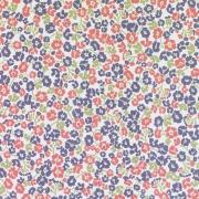 Papier peint - Tapet Cafe - Small Flowers - Coral