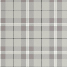 Papier peint - Thibaut - Winslow Plaid - Grey
