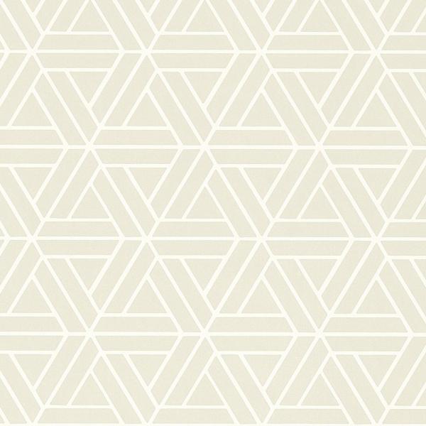 papier peint beige entrelacs medina thibaut au fil des couleurs. Black Bedroom Furniture Sets. Home Design Ideas