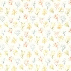 Papier peint - Thibaut - Kelp - Cream