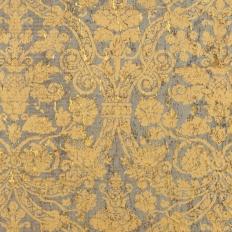Papier peint - Thibaut - Curtis Damask - Metallic Gold
