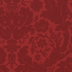 Papier peint - Thibaut - Drexel - Red