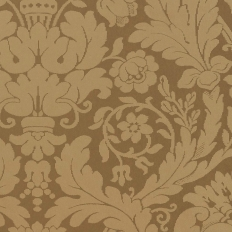 Papier peint - Thibaut - Drexel - Brown