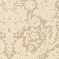 Papier peint - Thibaut - Drexel - Off White on Beige