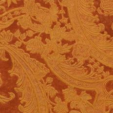 Papier peint - Thibaut - Regency - Rust
