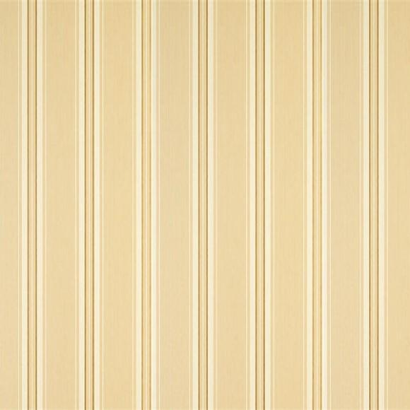 Papier peint - Thibaut - Derby Stripe - Straw