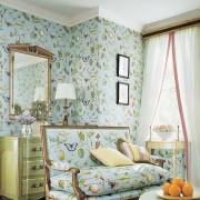Papier peint - Thibaut - Lillian - Yellow