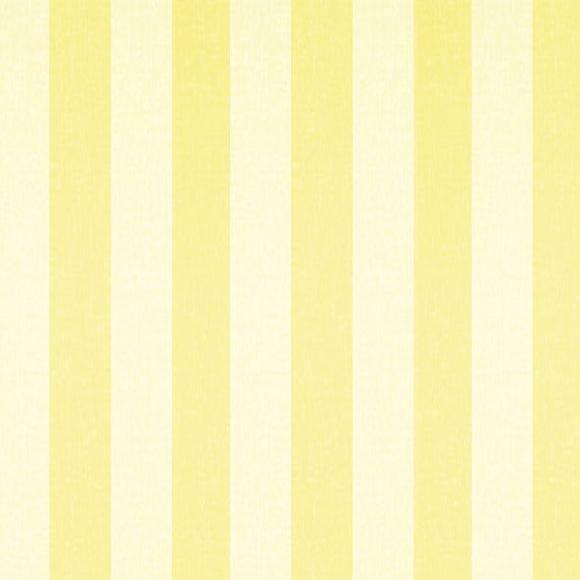 Papier peint - Thibaut - Manhattan Stripe - Yellow