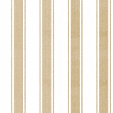 Papier peint - Cole and Son - Pavilion Stripe - Lilac & Gilver
