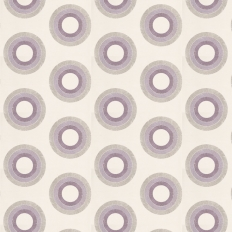 Papier peint - Osborne & Little - Parure - Ivory/Lilac