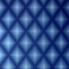 Papier peint - Osborne & Little - Chameleon - Sapphire blue