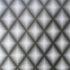 Papier peint - Osborne & Little - Chameleon - Silver/Grey