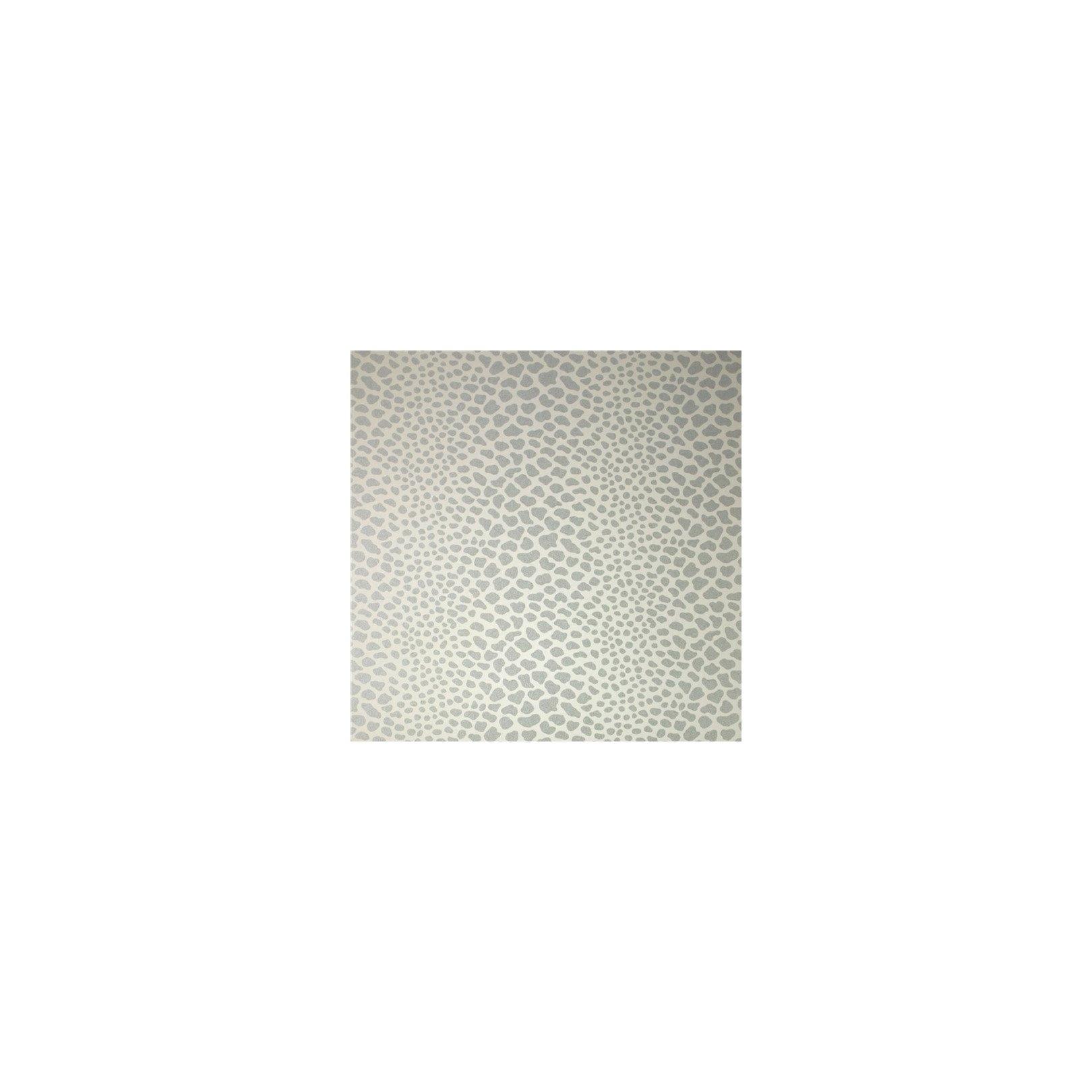 Papier peint - Osborne & Little - Panthera - Pale linen/Silver