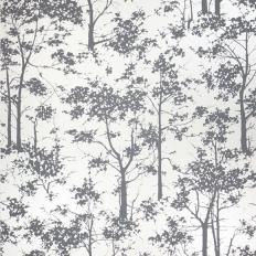 Papier peint - Osborne & Little - Mandara - cuivre et taupe