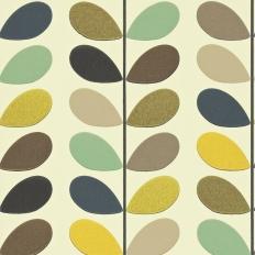 Papier peint - Harlequin - Multi Stem - Seagreen