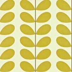 Papier peint - Harlequin - Classic Stem - Olive