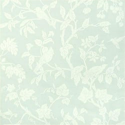 Papier peint - Thibaut - Tree of life - Blue