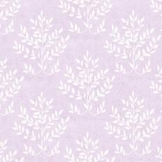 Papier peint - Thibaut - Castille - Purple