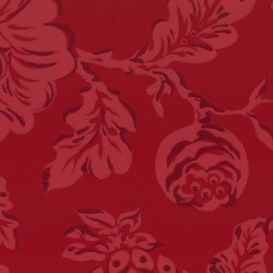 Papier peint - Thibaut - Devonwood - Red