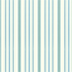 Papier peint - Thibaut - Santa Cruz - Blue