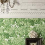 Papier peint - Cole and Son - Great Vine - Leaf Green