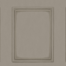 Papier peint - Cole and Son - Library Panel - Dark Linen
