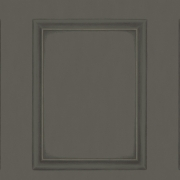 Papier peint - Cole and Son - Library Panel - Charcoal