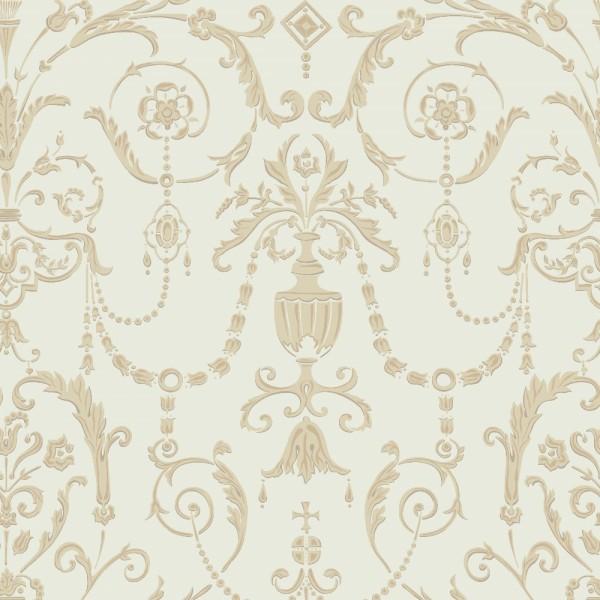 papier peint composition baroque royal palaces de cole son. Black Bedroom Furniture Sets. Home Design Ideas