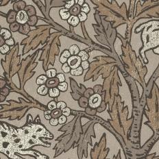 Papier peint - Sandberg - Eva - Light brown