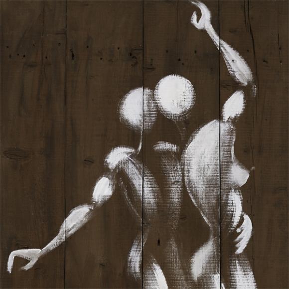 Décor mural - Au fil des Couleurs - Cha Cha Cha