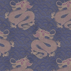 Papier peint - Matthew Williamson - Celestial Dragon - Purple