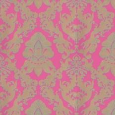 Papier peint - Matthew Williamson - Pegasus - Pink