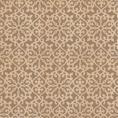 Papier peint - Thibaut - Allison - Metallic on Brown