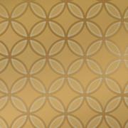 Papier peint - Thibaut - Kirkos - Metallic Gold