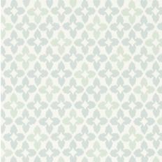 Papier peint - Thibaut - Novia - Aqua